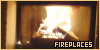 Fireplaces: