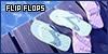 Flip Flops/Thong Sandals: